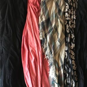 Scarf Haul! All for 30
